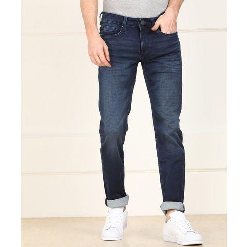 Louis Philippe Jeans Slim Men Blue Jeans