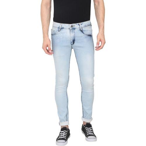 Zsolt Slim Men Light Blue Jeans