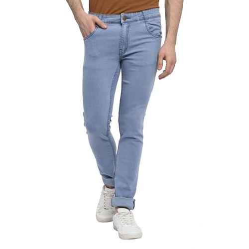 Par Excellence Regular Men Light Blue Jeans