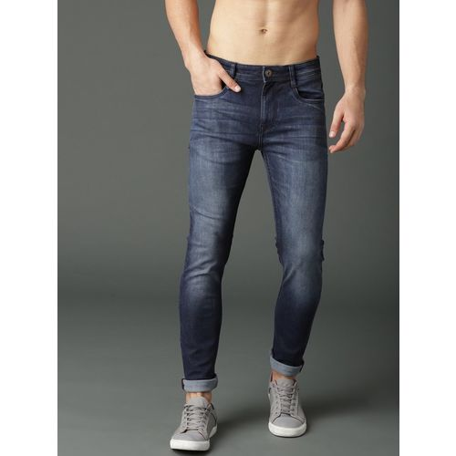 Roadster Skinny Men Blue Jeans