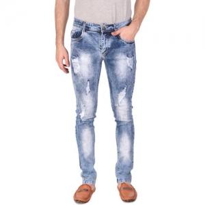 Hardys Super Skinny Men Multicolor Jeans