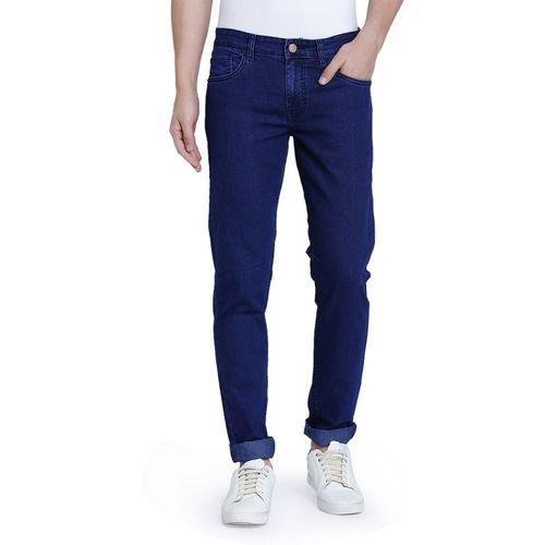John Wills Slim Men Blue Jeans