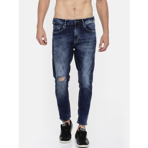 HERE&NOW Slim Men Blue Jeans