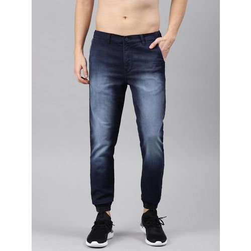 HRX by Hrithik Roshan Jogger Fit Men Blue Jeans