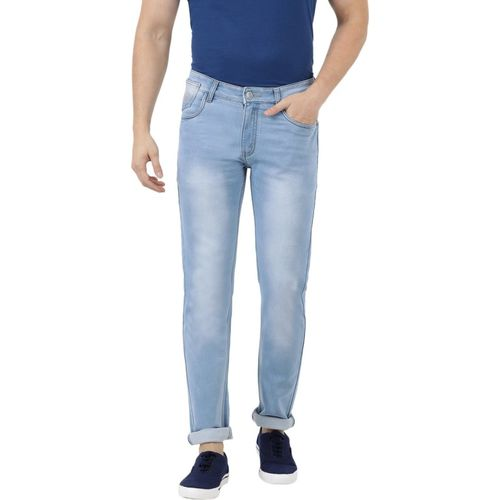 Monte Carlo Skinny Men Blue Jeans