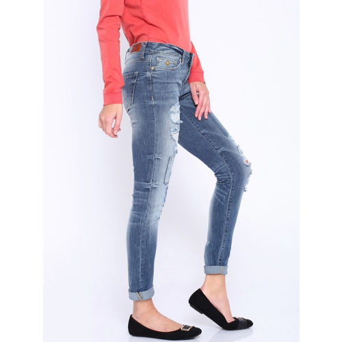 ONLY Blue Stretchable Jeans