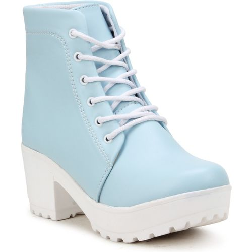 Commander Boots For Women(Blue)