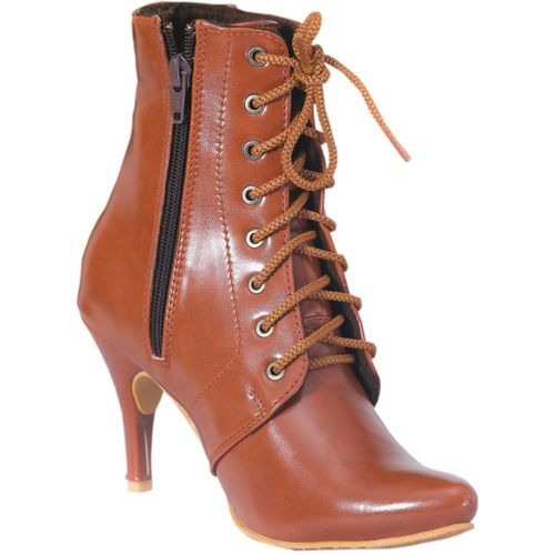 SAPIN Boots For Women(Tan)