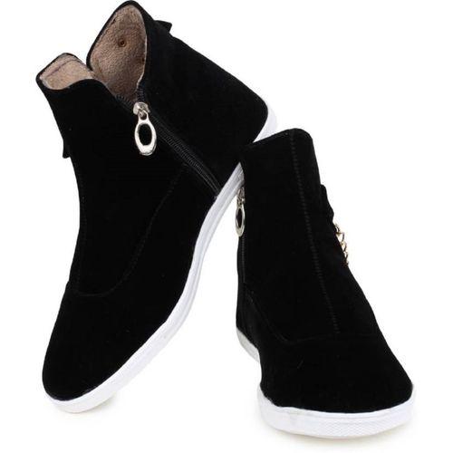 Beutix Boots For Women(Black)