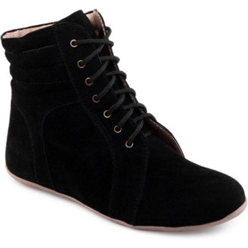 Sainex Boots For Women(Black)