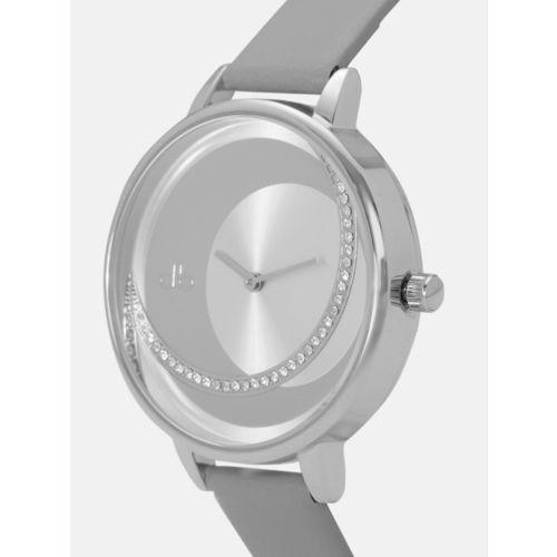 DressBerry Women Grey Analogue Watch MFB-PN-WTH-K0088L