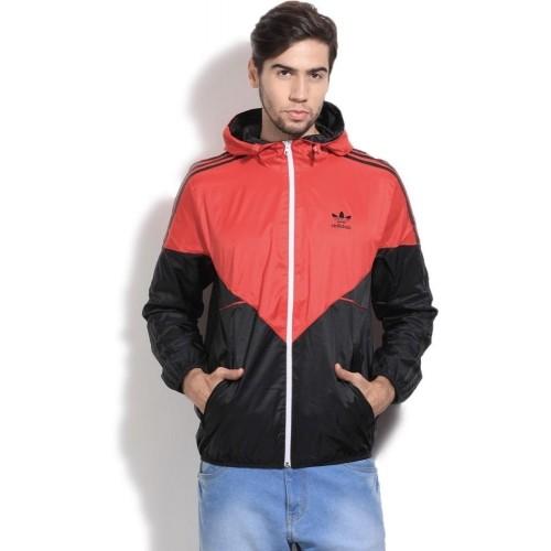 6b57fbcca8 Buy Adidas Originals Solid Men s Wind Cheater online