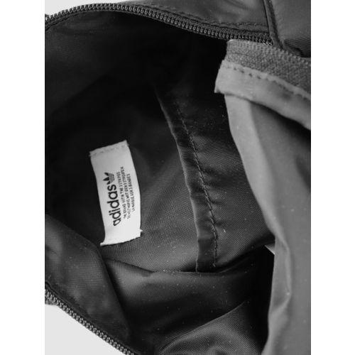 ADIDAS Originals Women Black XS Printed Backpack