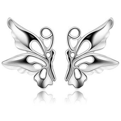 Silver Shoppee 'Free Spirit' Sterling Silver Earrings for Kids, Girls and Women Sterling Silver Stud Earring