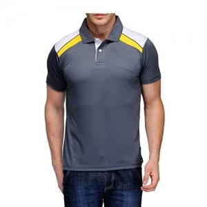 Scott International Gay Cotton Polyester Solid Sports TShirts