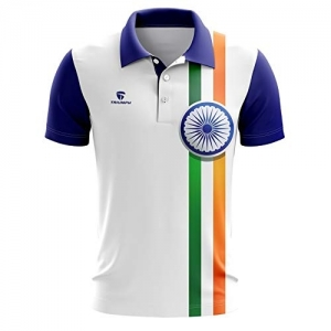 Triumph Men's Unique Design Independence Day T-Shirt