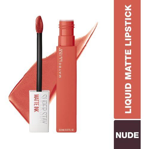 Maybelline New York Super Stay Matte Ink Liquid Lipstick(Versatile, 5 ml)