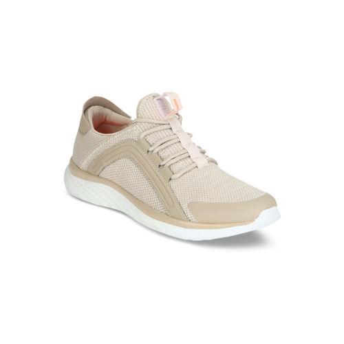 Red Tape Men Beige Walking Shoes RSO0593-12