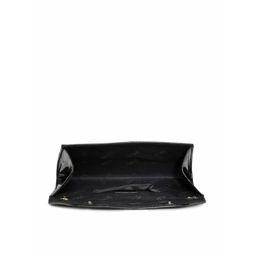 Inc 5 Black Solid Clutch