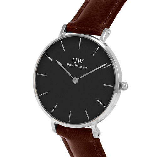 Daniel Wellington Classic Petite St Mawes Black Analogue Watch DW00100181