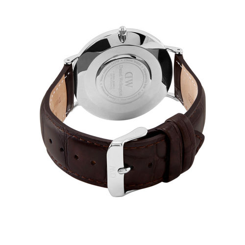 Daniel Wellington Classic York Women Black Analogue Watch DW00100146