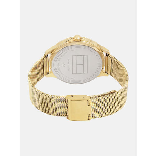 Tommy Hilfiger Women Silver-Toned Analogue Watch TH1781962W