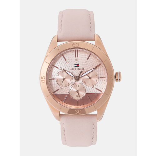 Tommy Hilfiger Women Rose Gold-Toned Analogue Watch TH1781887_THF_OR