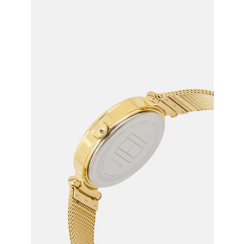 Tommy Hilfiger Women Gold-Toned Analogue Watch TH1781864_BBD1