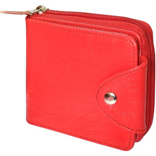 Li Leane Casual Red Clutch