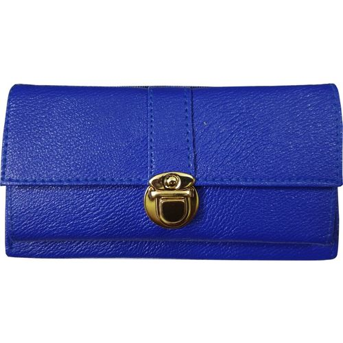 Bloomtail Sports, Party, Formal, Casual Blue Clutch
