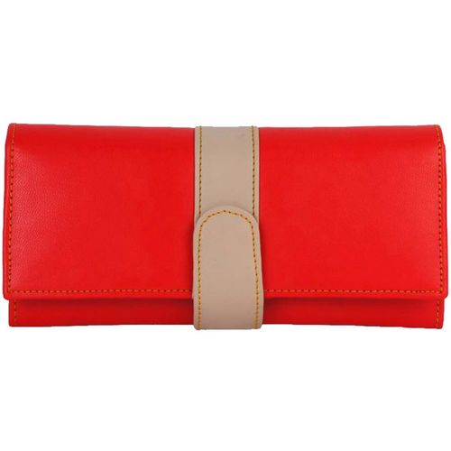 Ayesha Fashions Party Red Clutch