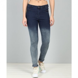 AND Skinny Women Blue Jeans