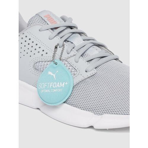 Puma Women Blue Interflex Modern Running Shoes