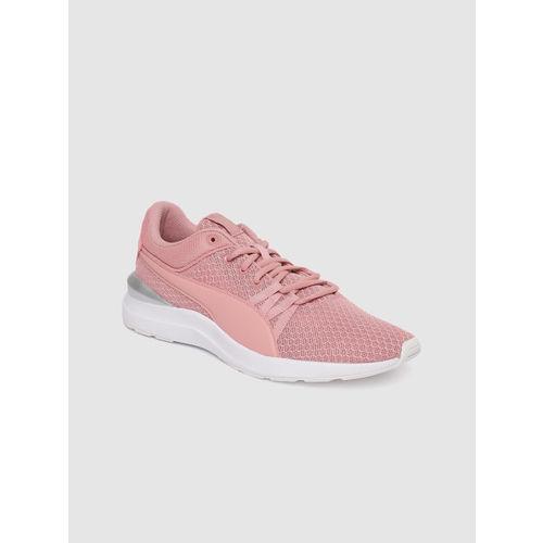 Buy Puma Women Pink Solid Adela Core