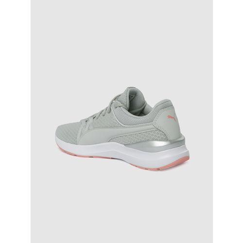 Puma Women Grey Adela Core Sneakers