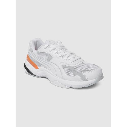 Puma Unisex White SUPR Sneakers