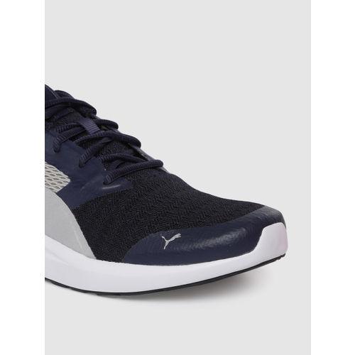 Puma Men Navy Blue Max Idp Running Shoes