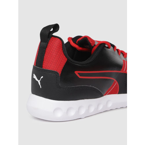 Puma Men Red Carson Pro Idp Running Shoes