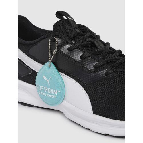 Puma Men Black Vertex Pro Nu Idp Running Shoes