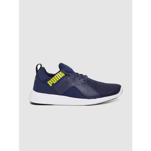 Puma Men Navy Blue Zod Runner NM IDP Running Shoes