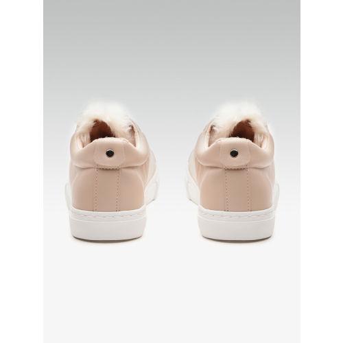 DOROTHY PERKINS Women Beige Solid Sneakers