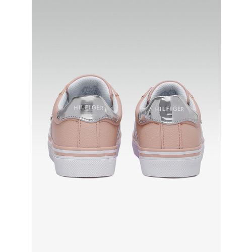 Tommy Hilfiger Women Pink Sneakers
