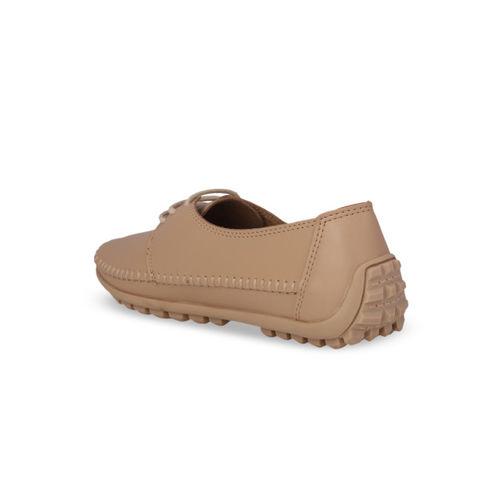 pelle albero Women Beige Sneakers