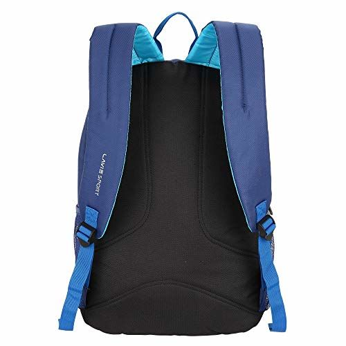 Lavie Sport 34 Ltrs Navy School Backpack (BDEI210040N4)
