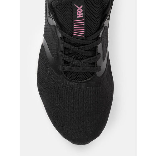 HRX by Hrithik Roshan Women Black Running Shoes