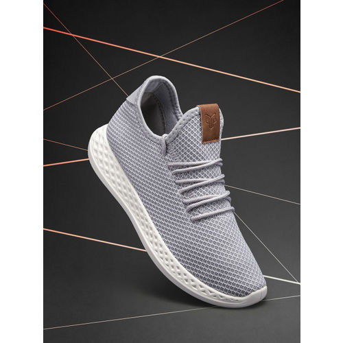 2GO Women Grey Running Shoes