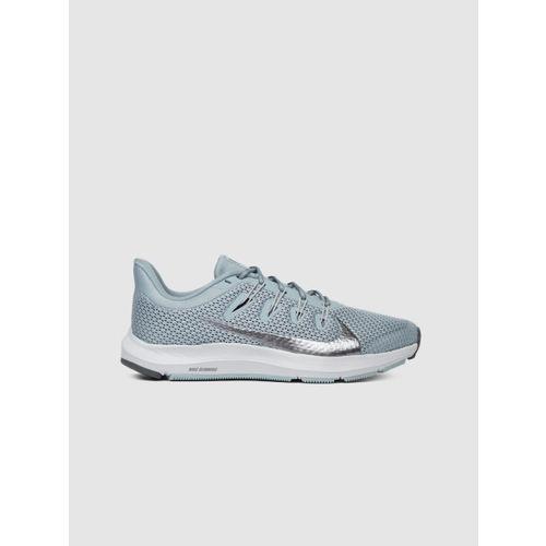 Nike Women Blue QUEST 2 Running Shoes