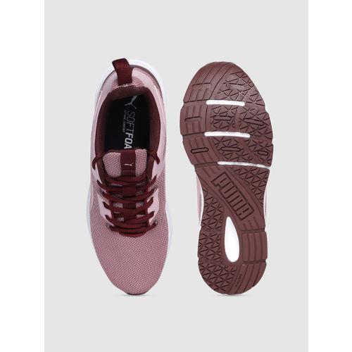 Puma Women Pink Progression Duo IDP SoftFoam +Running Shoes