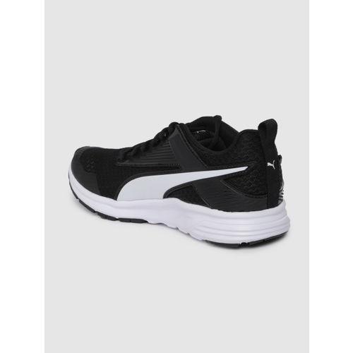 Puma Unisex Black Pure Jogger Pro Running Shoes