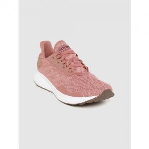 ADIDAS Women Brick Red DURAMO 9 Running Shoes